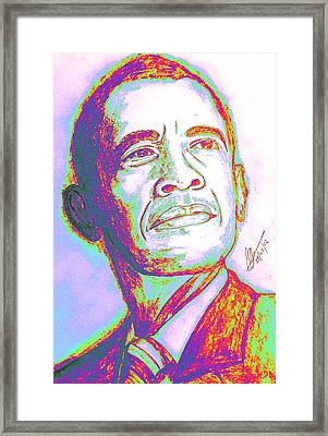 Your President  Framed Print