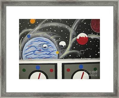 Your The Pilot  Framed Print by Jeffrey Koss