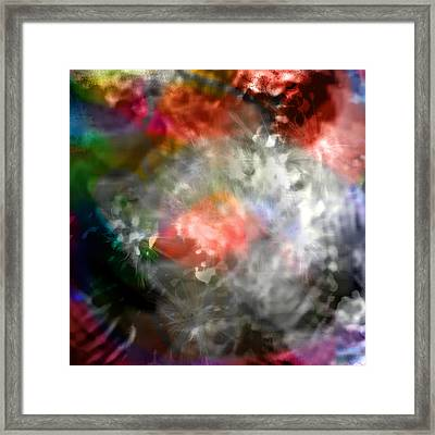 Your Transition  Framed Print by James Thomas
