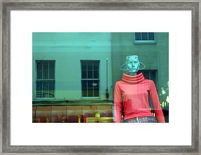 Your World Framed Print by Jez C Self