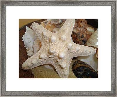 You're The Star Framed Print