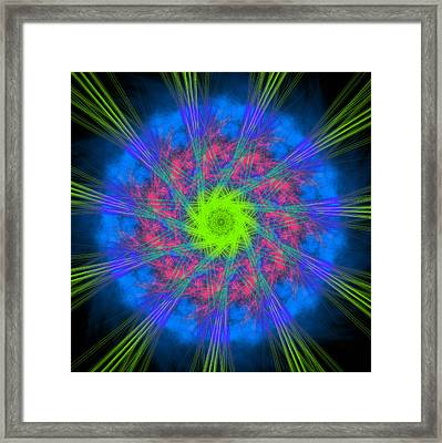 Youttipply Framed Print