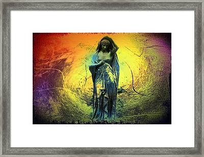 You've Come A Long Way Baby Framed Print by Bill Cannon