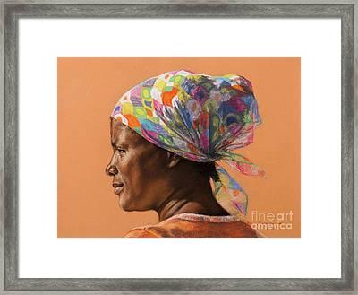 Yphemie Framed Print