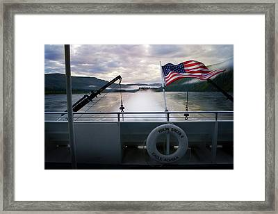 Yukon Queen Framed Print