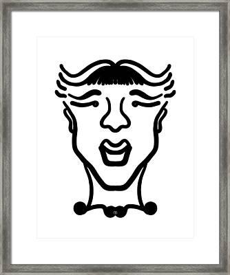 Yuma Framed Print