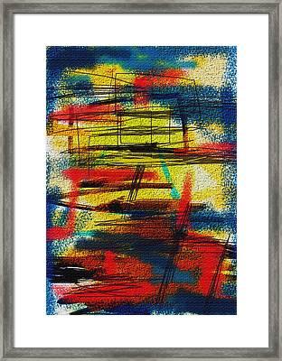 Yzur Framed Print