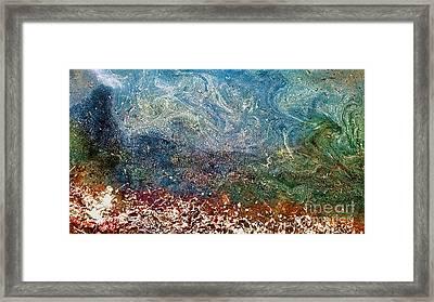 Z 19 Framed Print