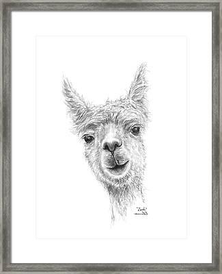 Zach Framed Print