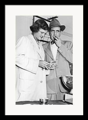 Humphrey Deforest Bogart Framed Prints
