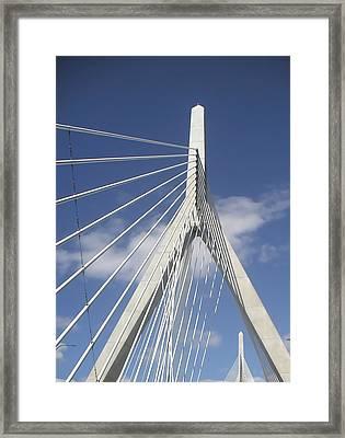 Zakium Bridge Framed Print