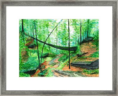 Zaleski Framed Print