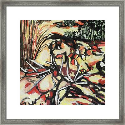 Zancara 1 Framed Print