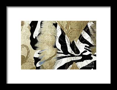 Flutterby Framed Prints