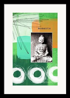 Zen Framed Prints