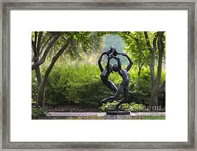 Zerogee Framed Print