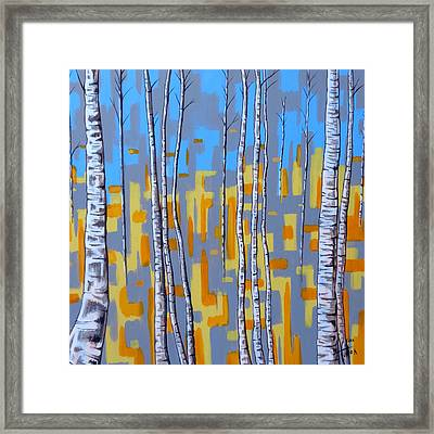 Zhivago Framed Print by Tara Hutton