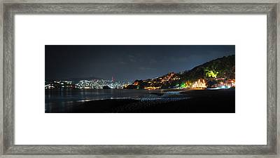 Zihuatanejo, Mexico Framed Print by Jim Walls PhotoArtist