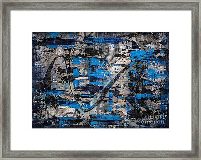 Zinger Framed Print by Bruce Stanfield