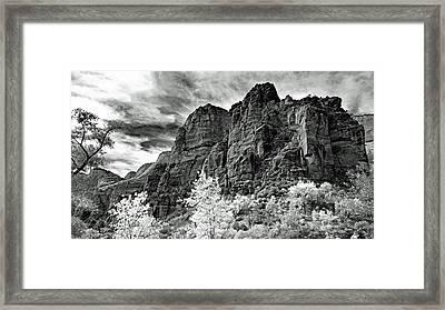 Zion No. 67-2 Framed Print