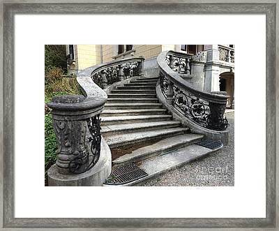 Zurich - Villa Patumbah Framed Print