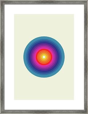 Zykol Framed Print by Nicholas Ely