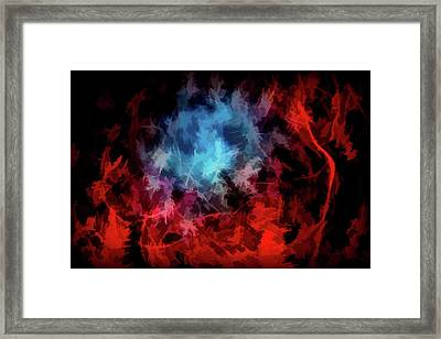 Abstract 53 Framed Print