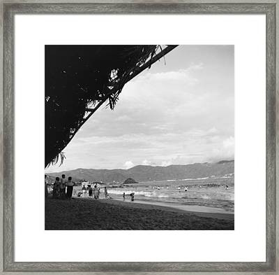 Acapulco, Mexico Framed Print by Michael Ochs Archives