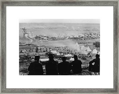 American Civil War Framed Print by Fotosearch