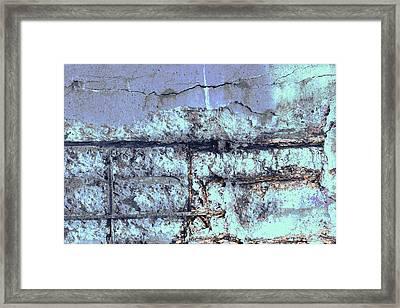 Framed Print featuring the photograph Art Print Abstract 15 by Harry Gruenert