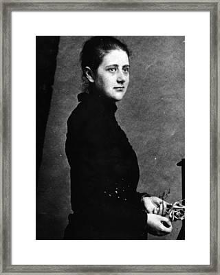 Beatrix Potter Framed Print by Hulton Archive