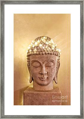 Dawn Buddha Framed Print