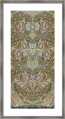 Desert Wall Framed Print