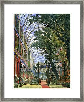 Great Exhibition Framed Print by Hulton Archive