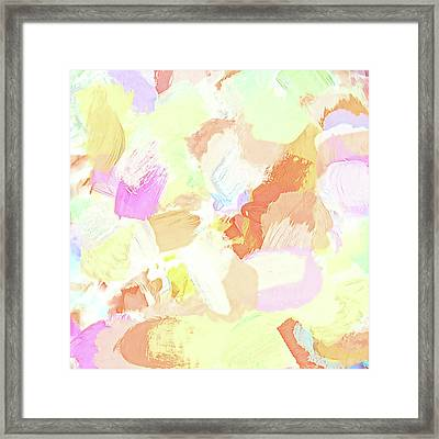 Happy Moments In Sicily Framed Print