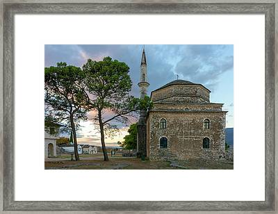 Ioannina, Fethiye Mosque Framed Print