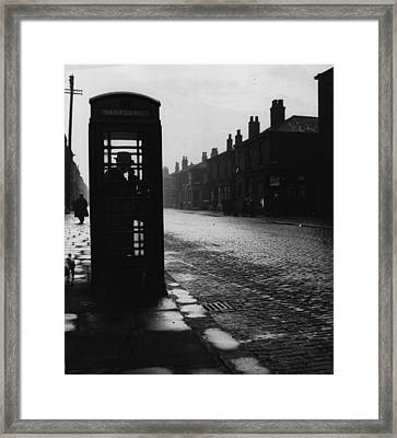Phone Home Framed Print by Three Lions