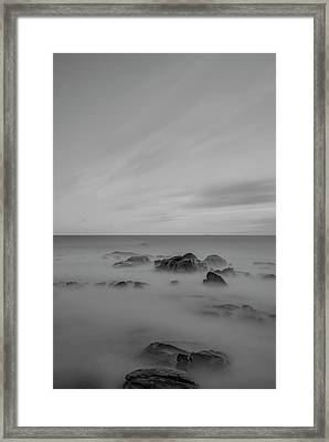 Framed Print featuring the photograph Rocky by Bruno Rosa
