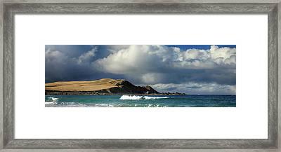 Sango Bay - Durness Framed Print by Grant Glendinning