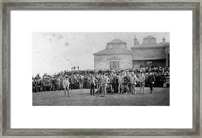St Andrews Framed Print by Hulton Archive