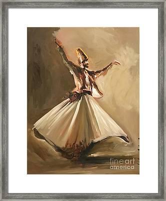 Sufi Framed Print