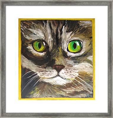 Susie Framed Print