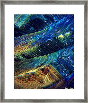 The Collapse Framed Print
