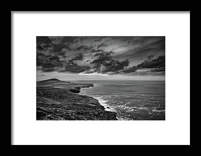 Upper Peninsula Framed Prints