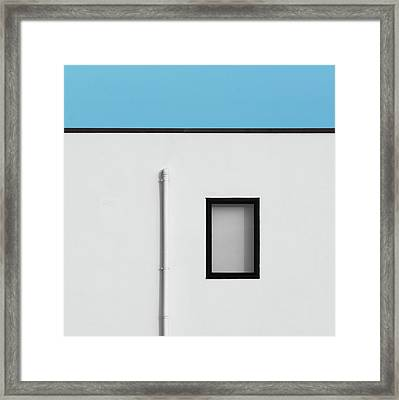 Verona Windows 1 Framed Print