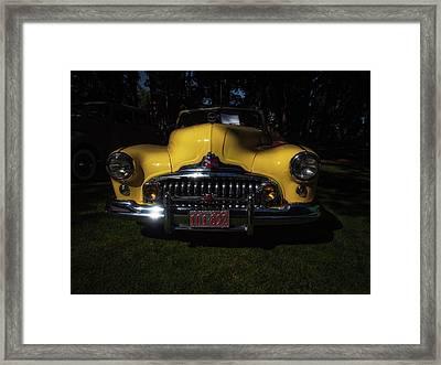 1948 Buick Roadmaster Framed Print
