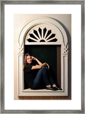 2011 Dubai International Film Festival Framed Print by Andrew H. Walker