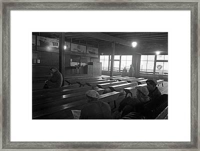 Ila Dispatch Hall, Tacoma, Washington Framed Print by John Florea
