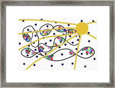 3-13-2010f Framed Print