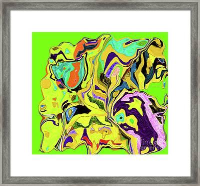 3-19-2010wabcdefghiklmno Framed Print